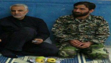 صورة قافلة جديدة لقتلى إيران يتم ترحيلهم من حلب