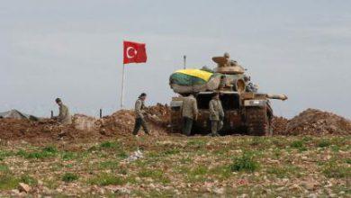 صورة تركيا تصرح بأنها من الممكن أن تتدخل عسكرياً في سوريا