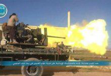 صورة معارك عنيفة بمحيط الحاضر بريف حلب.. وقوات الأسد تكسر الحصار عن قاعدة كويرس
