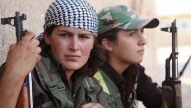 صورة واشنطن تعبر عن رفضها إنشاء كيانات كردية في الشمال السوري