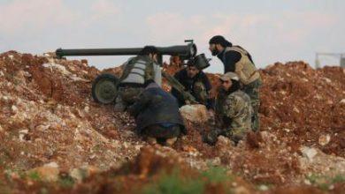 صورة الثوار يسيطرون على بلدتي حرجلة ودلحة بريف حلب الشمالي