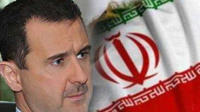 صورة إيران تقلل من أهمية الأسد وتؤكد أنها هي من حافظة عليه