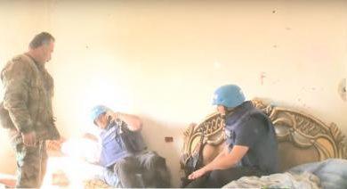صورة روسيا تعلن مقتل وإصابة عدداً من صحافيها في سوريا
