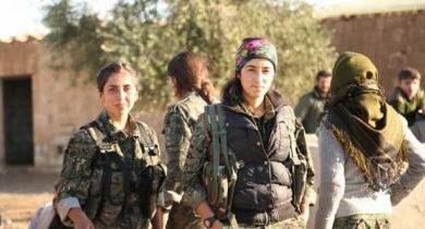 صورة ميليشيات قسد تحاول التقدم في ريف حلب الشمالي
