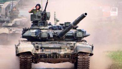 صورة الدبابة الروسية T90 تدخل الحرب في سوريا.. تعرف عليها