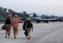 صورة الاحتلال الروسي يوسع مطار الشعيرات في حمص