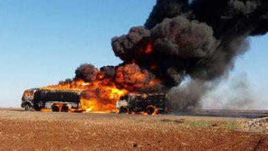 صورة شهداء وجرحى في قصف جوي على الطرق الواصلة بين بلدات الريف الشمالي من حلب