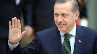 صورة الرئيس التركي يجدد رغبته في إنشاء منطقة أمنة شمال سورية