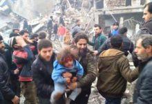 صورة تركيا تندد بقصف ادلب وتدعو لوقف استهداف المدنيين