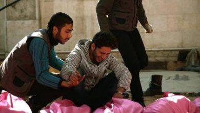 صورة العفو الدولية تتهم روسيا بارتكاب جرائم حرب في سوريا