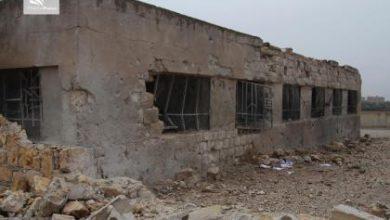 صورة العدوان الروسي يرتكب مجزرة جديدة بريف حلب الشمالي