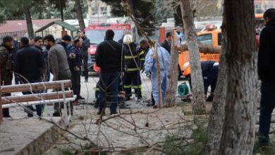 صورة ولاية كلس: انفجار المدرسة ناجم عن قذيفة يرجح قدومها من سوريا