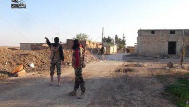 صورة الثوار يتصدون لقوات الأسد جنوب حلب.. والطيران الروسي يقصف الشمال