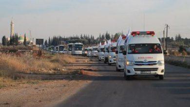 صورة جيش الفتح يجري عملية تبادل مع قوات الأسد في كفريا والفوعة بريف إدلب