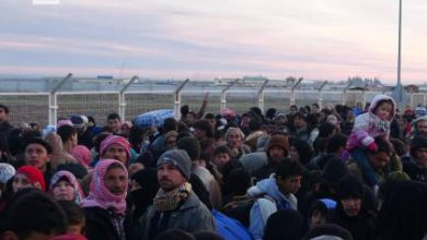 صورة تركيا تؤكد سعيها لإيجاد مأوى لكل المهجرين الجدد من حلب