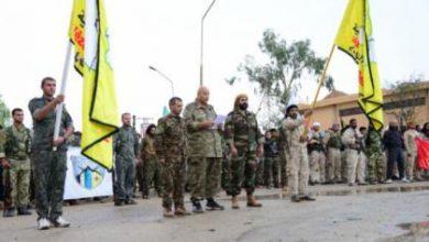 صورة ''قوات سوريا الديمقراطية'' تحاول التقدم باتجاه مطار منغ.. والروسي يساندها جواً