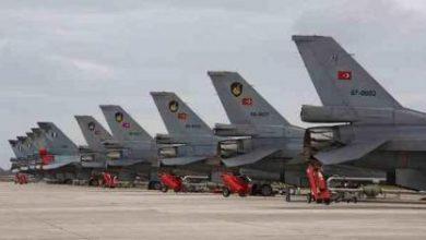 صورة وصول الدفعات الأولى من القوات السعودية إلى تركيا محمولة جواً