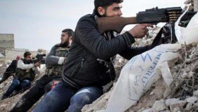 صورة معارك الثوار مستمرة في حلب على أكثر من جبهة مع قوات الأسد PYD