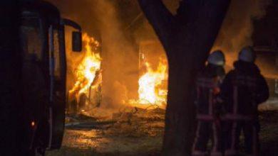 صورة تركيا تتوعد منفذي هجوم أنقرة وفصائل الثورة تدين العمل الإرهابي