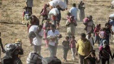 صورة ميليشيات سوريا الديمقراطية تهجر العرب من ريف الحسكة الجنوبي