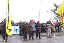 صورة نظام الأسد يؤكد أن جيش الثوار ووحدات حماية الشعب الكردية تابعين له