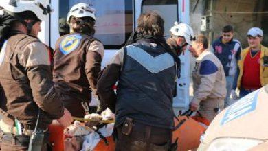 صورة مقتل 47 من قوات الأسد غرب حلب.. والطيران الروسي يرتكب مجزرة في بلدة عينجارة