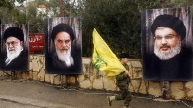 صورة عقوبات اقتصادية لشركات على صلة بميلشيا حزب الله