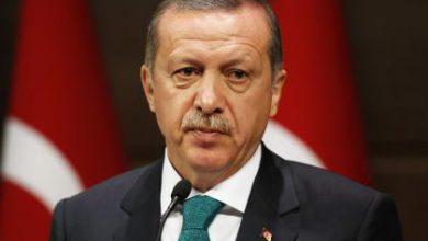 صورة الرئيس التركي يؤكد امتلاك وحدات الحماية والعمال الكردستاني أسلحة متطورة