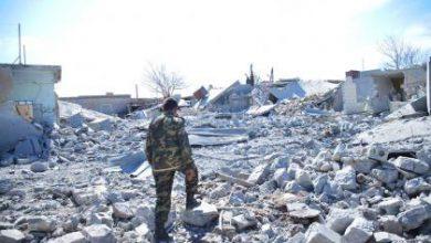 صورة داعش يحتل قرية دوديان بريف حلب مجدداً