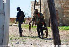 صورة معارك الثوار مستمرة ضد تنظيم داعش شمال حلب