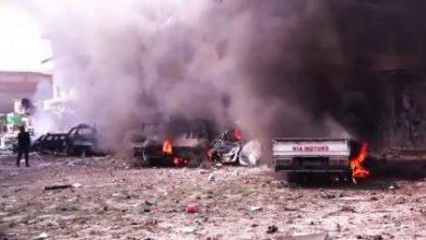 صورة الطيران الروسي يقتل أكثر من 70 مدنياً في الرقة