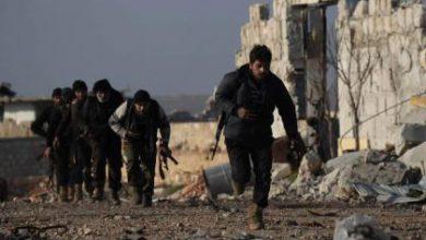 صورة ''الكر والفر'' السمة البارزة لمعارك الثوار ضد داعش شمال حلب