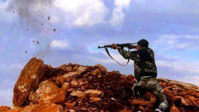 صورة معارك مستمرة بين الثوار وداعش شمال حلب.. وقوات الأسد تقصف عندان