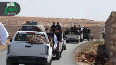 صورة حركة الزنكي تضم فصيلين عسكريين إلى صفوفها