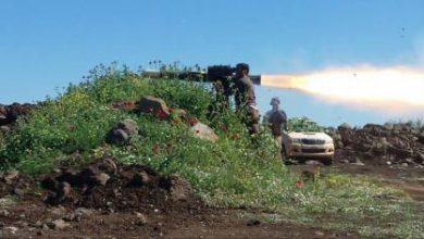 صورة الثوار يشتبكون مع ميليشيا قوات سوريا الديمقراطية شمال حلب