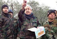 صورة معراج أورال أو علي كيالي أبرز مساعدي الأسد قتل في سوريا