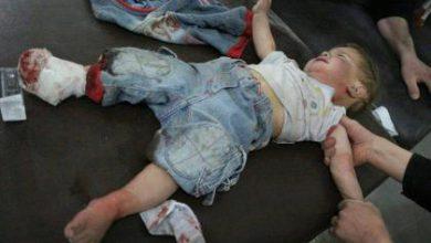 صورة إدانات دولية للمجزرة التي ارتكبتها قوات الأسد في دير العصافير