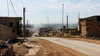 صورة معارك الثوار مستمرة جنوب حلب وهدفهم القادم بلدة الحاضر