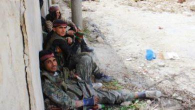 صورة الثوار يصدون هجوما لقوات الأسد والميليشيات المولية له جنوب حلب