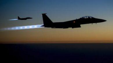 صورة داعش تفقد أبرز قضاتها في قصف التحالف على الرقة