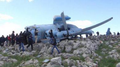 صورة مقتل طيارين روسيين في ريف حمص