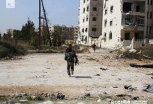 صورة الثوار يستعيدون كافة النقاط في منطقتي حندرات والملاح شمال حلب