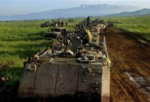 صورة إسرائيل ممتنة للأسد وتؤكد بقائها في الجولان المحتل