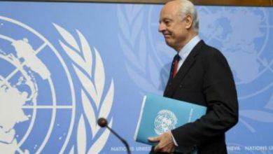 صورة المبعوث الدولي يدعوا لإنقاذ المفاوضات