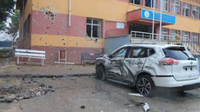 صورة من جديد داعش يقصف كلس التركية