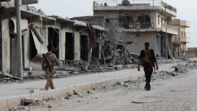 صورة معارك مستمرة ضد داعش شمال حلب والتنظيم يستهدف كلس التركية