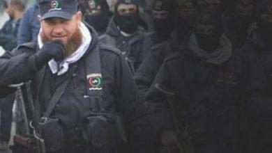 صورة مقتل قيادي في الحرس القومي برفقة مجموعة من قوات الأسد على أطراف داريا