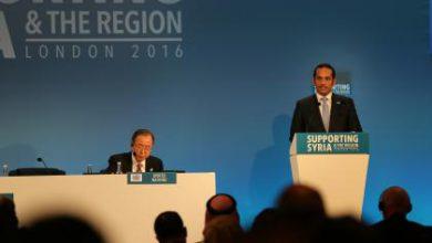 صورة قطر تدعو المعارضة السورية إلى رص صفوفها وتحمل مسؤولياتها