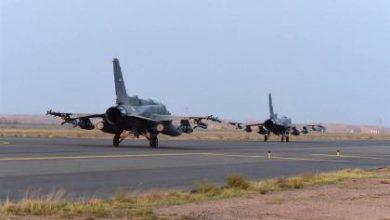 صورة السعودية ترسل قوة جوية إلى تركيا