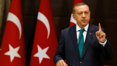صورة الرئيس التركي يؤكد استمرار تركيا باستقبال المهجرين من سوريا